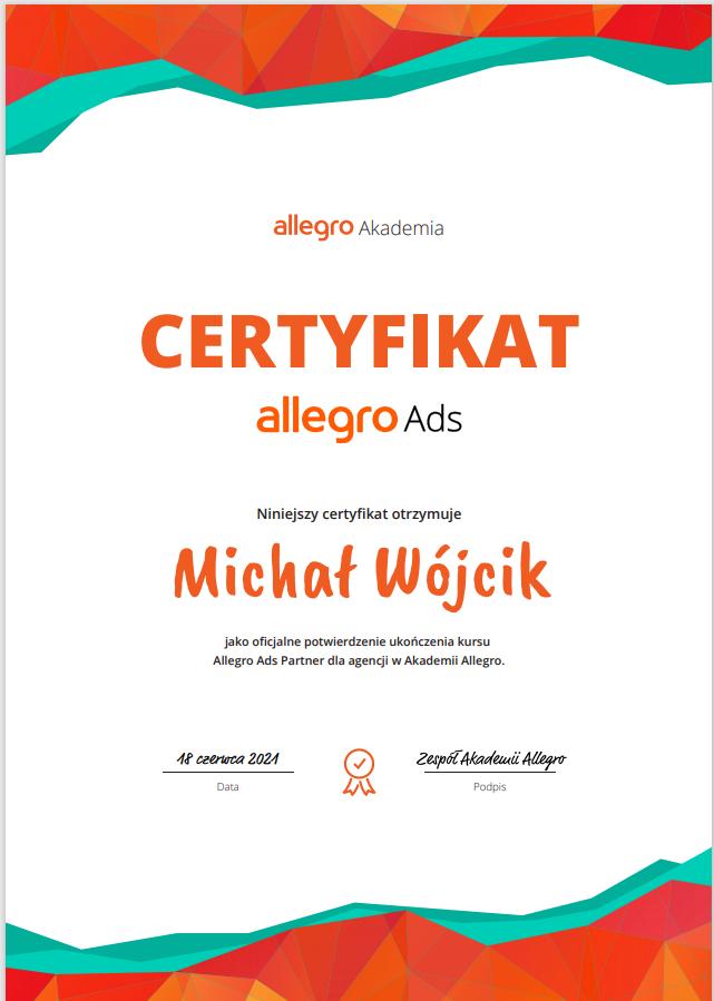 Allegro Ads Partner dla Agencji